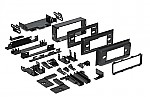 Metra 99-4644 1995 - 1999 GMC C2500 SUBURBAN Car Radio Installation Kit
