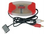 Pyle Car Stereo PLDN38RI iPod Direct To RCA Stereo Audio Ground Loop Isolator/ Audio Line Driver