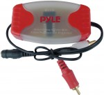 Pyle Car Stereo PLGI36R 3.5MM / 1/8'' To RCA Stereo Audio Ground Loop Isolator