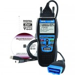 Install Bay 3100 Premium Quality OBD2 Diagnostic Tool with Automatic Refresh