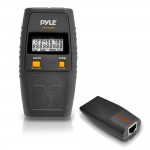 Pyle-Meters PHCT205 High Quality Portable Network Cable Tester w/ LCD Display