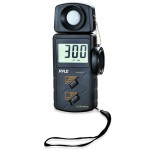 Pyle-Meters PLMT21 Portable 20000 Lux Range Digital Display Light Photometer