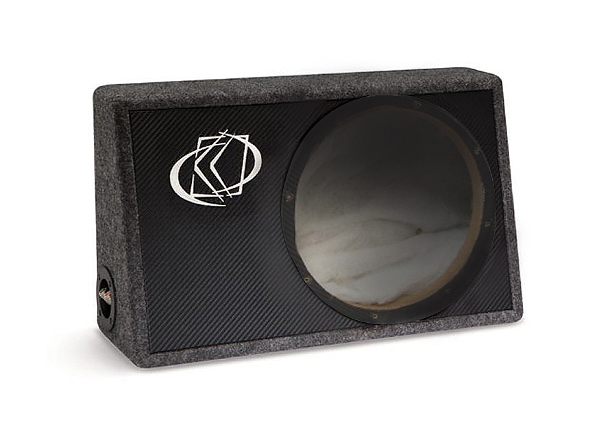 Kicker 12 inch subwoofer box