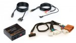iSimple ISMZ571-1 Mazda 5 Series 2009-2010 iPod or iPhone & AUX Audio Input Interface with Satellite Radio & Bluetooth Options