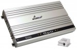 Lanzar Car Stereo OPTI4000D Optidrive 4000 Watt Mono Block Digital Competition Class Amplifier