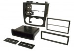 Best Kits BKNDK727 Nissan Altima 2007-2010 Single or Double DIN Dash Kit with Pocket