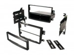 Best Kits BKNDK744 Nissan 350Z 2006 Single or Double DIN Dash Kit (2 Separate Kits)