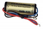 Pyramid Car Stereo Car Audio NS10 10 Amp In-Line Noise Suppressor (12/IN/BX)