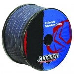 Kicker PWG050 0 Ga Gray Color Hyper-Flex Jacket Power Wire Interconnect Cable (PWG050)