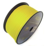 Sound Quest SQVLP18YL 18 Gauge Yellow Color 500 Feet CCA Quality Primary Wire