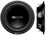 "MB Quart RLP 254 Reference Series 10"" Shallow Depth 600W Subwoofer"