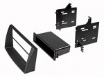 Best Kits BKHYNK1138 Double DIN/Single ISO with Pocket Dash Kit for 09-10 Hyundai Sonata