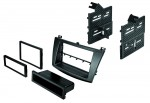 Best Kits BKMAZK849 Double/Single DIN/Single ISO w/ Pocket Dash Kit for 10-12 Mazda 3