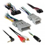 Axxess AX-ADGM03 Data Interface Harness for 2000-Up GM Class2 Vehicle System