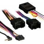 Axxess XSVI-2104-NAV 06-Up GM Interface Harness w/ Accessory Power Retention