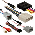 Axxess XSVI-5521-NAV 07-Up Ford Vehicle CAN USB Updatable Interface Harness