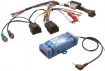 PAC RP4-GM31 Complete Radio Replacement Kit with OEM Amplifier & SWC Retention