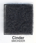 "Stinger SMCINDER Cinder Multi-Pile Carpet 40"" Wide (5 Yards Per Order)"