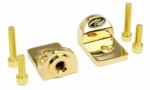 Stinger SPT85303 Gold Converts Top post Battery to Side post Battery