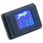 Stinger SVMB Blue LED Voltage Display Monitor