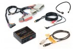 iSimple ISFD11-18 Lincoln MKX 2007-2010 Satellite Radio Kit with Aux Input and Harnesses