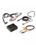 iSimple ISFD11 Satellite Radio Kit with Auxiliary Input for Ford Lincoln & Mercury Vehicles