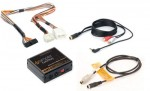 iSimple ISHD11-6 Honda CR-V 07-11 Satellite Radio Kit with Auxiliary Input Interface