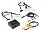 iSimple ISNI11-12 Nissan Frontier Pickup 2007-2011 Satellite Radio Kit with Auxiliary Input Interface Harness
