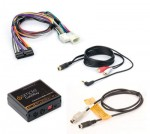 iSimple ISTY11-29 Toyota Land Cruiser 2007 Car Factory Radio Satellite & AUX Input Adapter