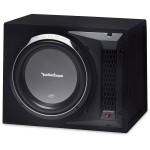 "Rockford Fosgate P2L-1X12 12"" Loaded Subwoofer Box (1) P2D212"