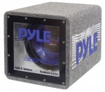 Pyle Car Stereo PLQB12 12'' 600 Watt Bandpass Speaker Enclosure System