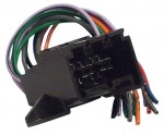 Pyramid TO9506 Toyota Vehicle 1987 & Up Four Speaker Wiring Harness