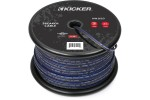 Kicker KW1620 20 Feet 16AWG Silver-Tinned OFC Speaker Wire Interconnect (KW1620)