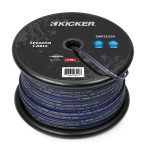 Kicker QW12150 12AWG 150 Feet Hyper-Flex Silver-Tinned OFC Full-Spec Speaker Cable (QW12150)