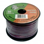 Pyramid RSW1650 50 feet 16 Gauge Class A Quality Spool for Car Stereo Speaker & Zip Wire Accessory