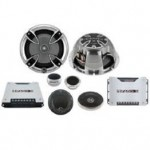 BRAND-X XXLHDS3 Pair of 6.5-Inch 2000 Watts 3-Way Component Speaker System New