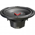 Crunch DRV12D4 12 Inch Dual 4-Ohm Subwoofer with Ultra Rigid Stamped Steel Basket