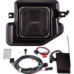 Kicker PRAMCQ09 09-Up Dodge Ram Crew & Quad Cab Pickup Soundgate Powerstage Upgrade System (PRAMCQ09)
