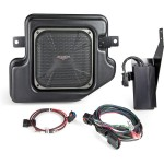 Kicker SSICRE07 07-Up Chevy Silverado/GMC Sierra Crew Cab Soundgate SubStage Powered Subwoofer (SSICRE07)