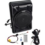Kicker SSON12 12-Up Chevy Sonic Soundgate SubStage Custom-Fit Amplified Subwoofer (SSON12)