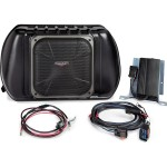 Kicker SWRA211 11-Up Jeep Wrangler Unlimited Custom-Fit Soundgate SubStage Amplified Subwoofer (SWRA211)