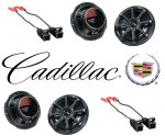 Kicker Package Cadillac Escalade 02-06 Factory Speaker Replacement (2) KS650 Coaxial Speakers