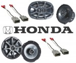 Kicker Package Honda Prelude 1997-2001 Factory Coaxial Speaker Replacement KS650 & KS6930