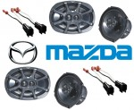 Kicker Package Mazda 5 2006-2007 Factory 6X9 Coaxial Speaker Replacement (2) KS6930 New