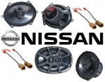 Kicker Package Nissan Altima 1995-1997 KS680 & KS6930 Coaxial Factory Upgrade Replacement Speakers