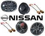 Kicker Package Nissan Versa 2007-2010 Factory Coaxial Speaker Replacement KS650 & KS6930