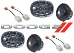 Kicker Package Dodge Ram 09-12 Quad Cab Truck Factory Speaker Replacement (2) KS6930