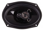 Power Acoustik RF-693 Three-Way 6 x 9 Inch Full Range Speakers 330Watts