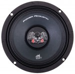 "Power Acoustik PRO.654 6-1/2"" Pro Audio Speaker 4 Ohm with Custom Protective Grille 170W"