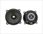 "Powerbass 2XL-53C 5.25"" Component Speakers with Convertible Tweeter Assembly"